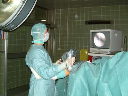 Arthroscopy - joint-preserving therapy